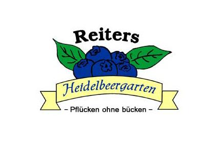 Reiters Heidelbeergarten Logo